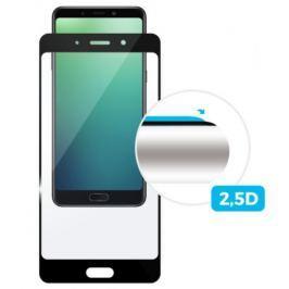 Fixed Ochranné tvrzené sklo Full-Cover pro Huawei P Smart, přes celý displej, černé, 0.33 mm