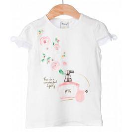 Primigi dívčí tričko 104 bílá