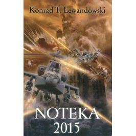 Lewandowski Konrad T.: Noteka 2015