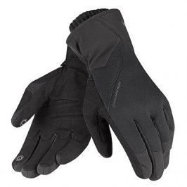 Dainese rukavice AVENUE D-DRY vel.XS, černé, textilní (pár)