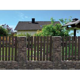 gabionová stěna 180 1800×600×120 mm