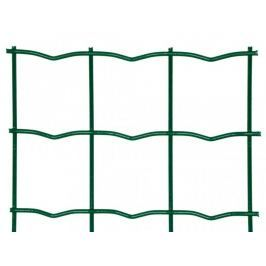 Zahradní síť HEAVY poplastovaná Zn+PVC - výška 150 cm, role 25 m