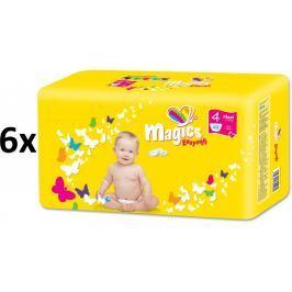 Magics Easysoft Maxi (7-18kg) Megapack - 288 ks