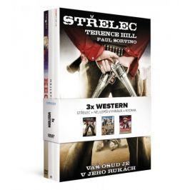3x Western (3DVD): Střelec + Nejlepší vyhrává + Keoma   - DVD