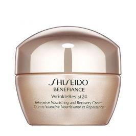 Shiseido Intenzivně vyživující a obnovující krém Benefiance WrinkleResist24 (Intensive Nourishing and Recover