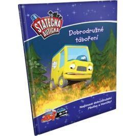 Ferner Elin: Dobrodružné táboření - kniha Statečná autíčka