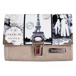 Dara bags Peněženka Third Line Purse No. 287 I love Paris