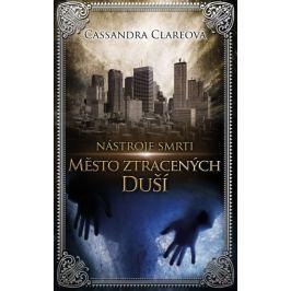 Clareová Cassandra: Nástroje smrti 5: Město ztracených duší