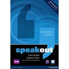 Wilson J. J.: Speakout Intermediate Students´ Book with DVD/Active book and MyLab Pack