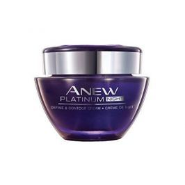 Avon Noční krém Anew Platinum (Define & Contour Cream) 50 ml