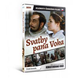 Svatby pana Voka   - edice KLENOTY ČESKÉHO FILMU (remasterovaná verze) - DVD