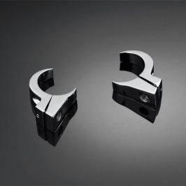 Highway-Hawk svorka  pro blinkr na přední vidlici, 41mm (2ks)
