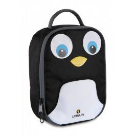 LittleLife Animal Lunch Pack - Penguin