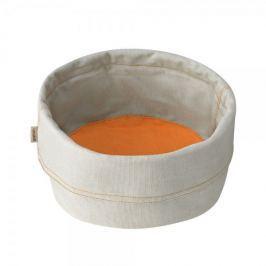 Stelton Taška na pečivo Classic, 23 cm, béžová/šafrán, limitovaná edice
