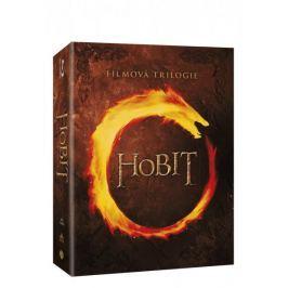 Hobit - Kompletní kolekce 1.-3. (6BD)   - Blu-ray