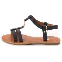 Tom Tailor dámské sandály 36 tmavě modrá