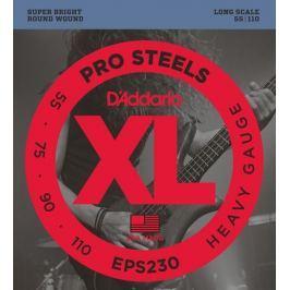 Daddario EPS230 Struny pro baskytaru