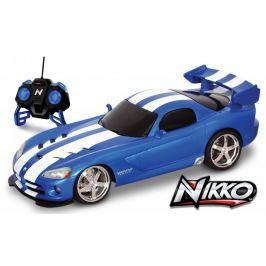 Nikko RC Dodge Viper 1:16 - zelený - II. jakost