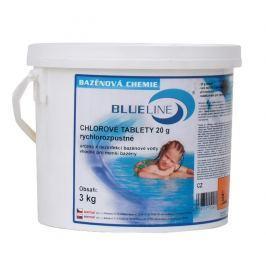 Blue Line Rychlorozpustné chlorové tablety - 504603