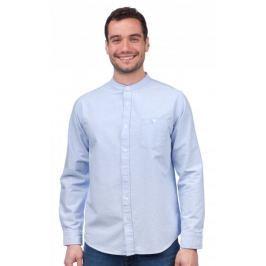 Brave Soul pánská košile Augustus S modrá