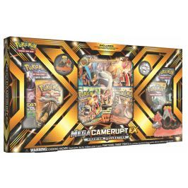 Pokémon Mega Camerupt-EX Premium Collections