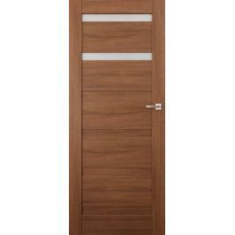 VASCO DOORS Interiérové dveře EVORA kombinované, model 2, Merbau, C