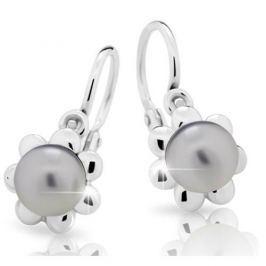 Cutie Jewellery Dětské náušnice C2399-10-C5-S-2 stříbro 925/1000