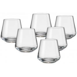 Crystalex sklenice Sandra 290 ml, 6 ks
