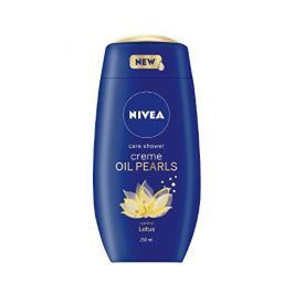 Nivea Pečující sprchový gel Creme Oil Pearls Lotos (Care Shower) 250 ml