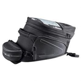 Held motocyklový Tankbag  CAMPO - objem 9-15l (B) černý, Magnet systém