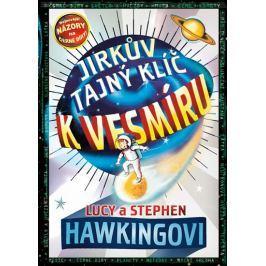 Hawkingovi Lucy a Stephen: Jirkův tajný klíč k vesmíru - 2. vydání