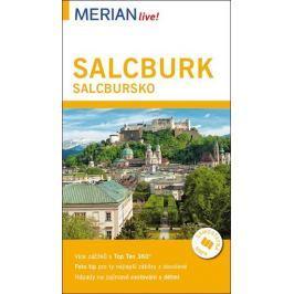 Seitz Wolfgang: Merian - Salcburk a Salcbursko