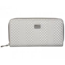David Jones Dámská peněženka Silver P055-510