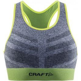 Craft Podprsenka Comfort Mid Tm. Modrá XS