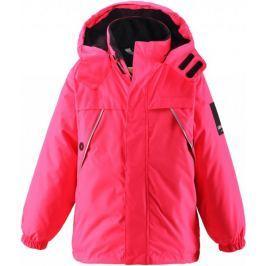 Lassie Lassietec Jacket Neon Raspberry 098