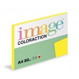 Papír kopírovací Coloraction A4 80 g žlutá reflexní 100 listů