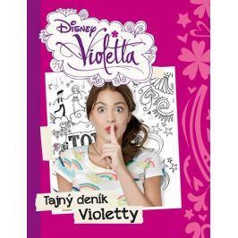 Disney Walt: Violetta - Tajný deník Violetty