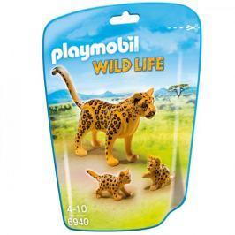 Playmobil 6940 Leopard s mláďaty