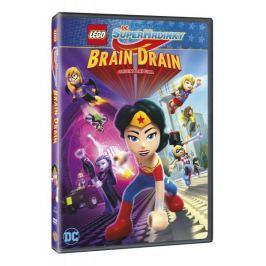 Lego DC Superhrdinky: Brain Drain   - DVD