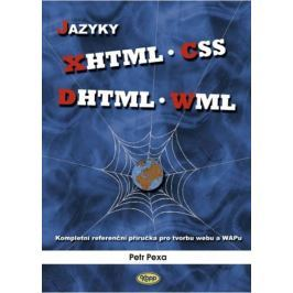 Pexa Petr: Jazyky XHTML, CSS, DHTML, WML