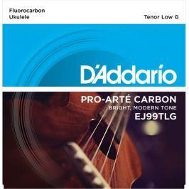 Daddario EJ99TLG Struny pro tenorové ukulele