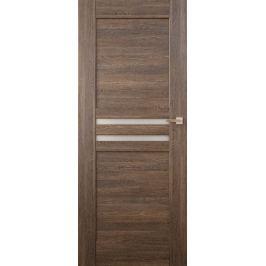 VASCO DOORS Interiérové dveře MADERA kombinované, model 4, Bílá, D