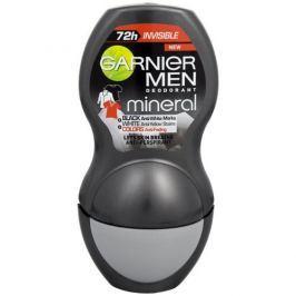 Garnier Minerální antiperspirant Invisible Roll-on pro muže 50 ml