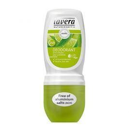 Lavera Jemný kuličkový deodorant BIO Verbena - BIO Limetka (Deodorant) 50 ml