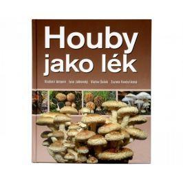 Houby jako lék (RNDr. V. Antonín, CSc., Ing. I. Jablonský, CSc., RNDr. V. Šašek, CSc., MUDr. Z. Vanč