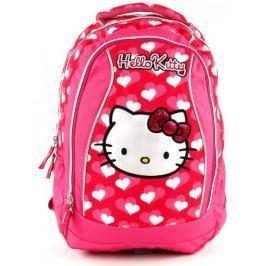 Target Školní batoh Hello Kitty srdíčka