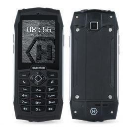 myPhone HAMMER 3, Dual SIM, stříbrný - II. jakost