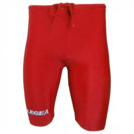 LEGEA trenky Corsa červené velikost S