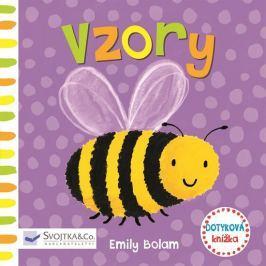 Bolamová Emily: Vzory - Dotyková knížka