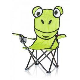 Happy Green Křeslo dětské, dekor žába